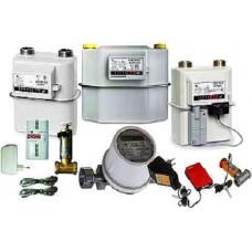 Установка, замена, перенос газового счётчика